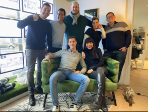 Equipe 203 immobilier